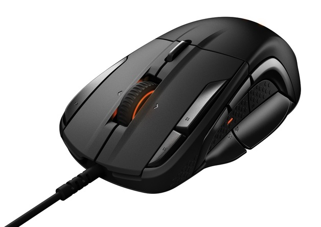 SteelSeries Rival 500 MMO Gaming Mouse for PC