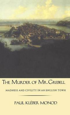 Murder of Mr. Grebell by Paul Kleber Monod