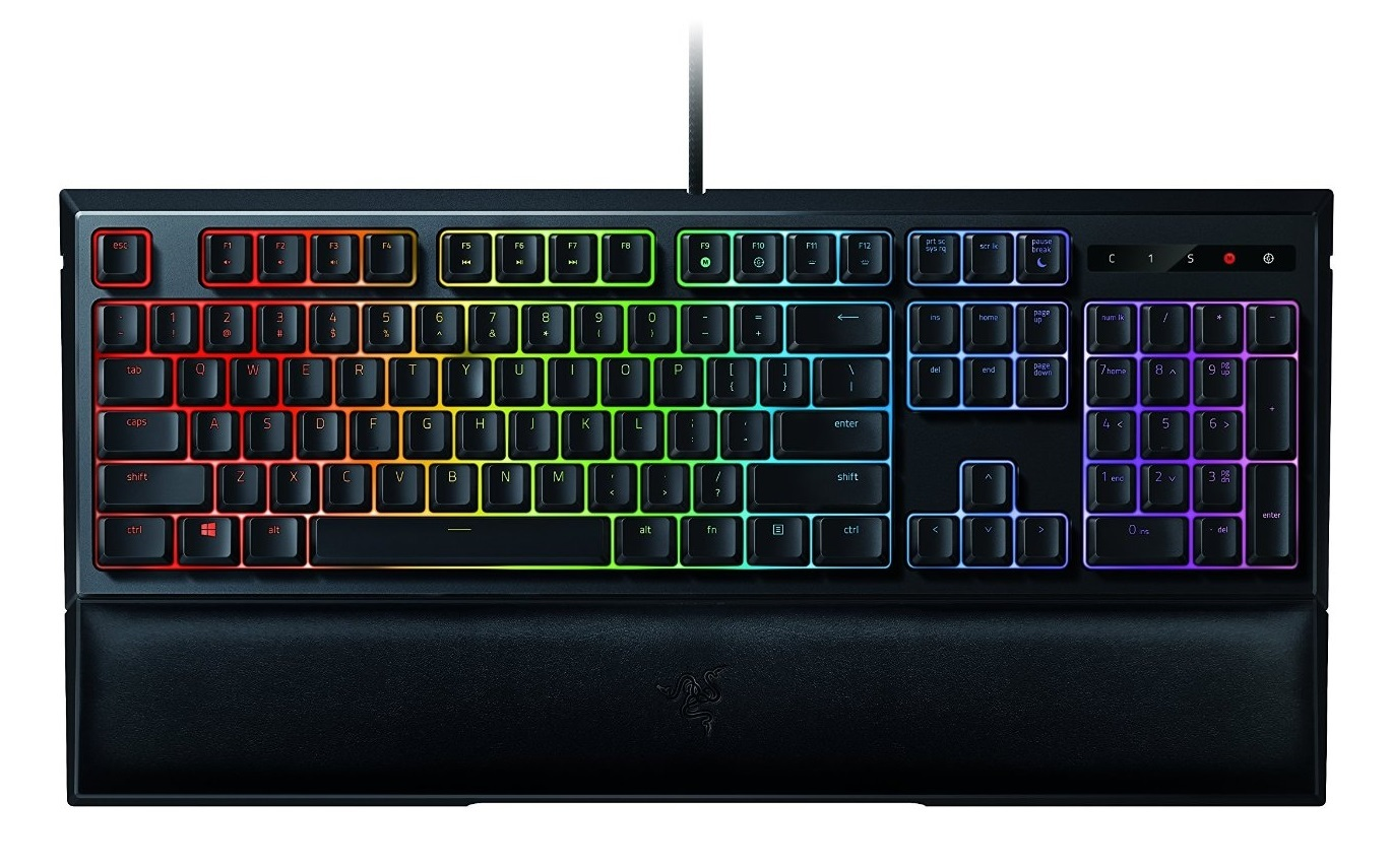 Razer Ornata Chroma Gaming Keyboard for PC image