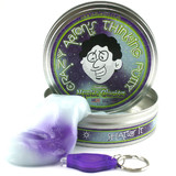Crazy Aarons Thinking Putty: Phantoms - Mystic Glacier (UV Reactive)