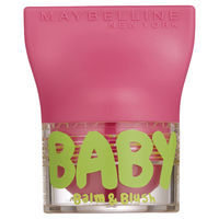 Maybelline Baby Lips Lip Balm and Blush - Flirty Pink