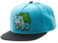 Pokemon: Bulbasaur - Snapback Cap