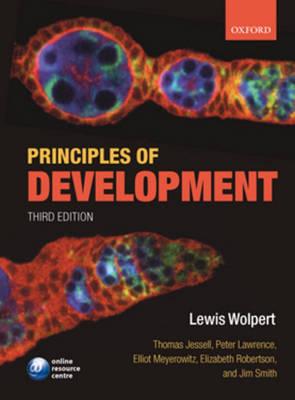 Principles of Development by Lewis Wolpert image