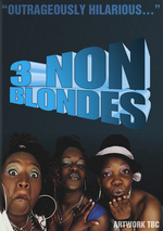 3 Non-Blondes - Series 1 (2 Disc Set) on DVD