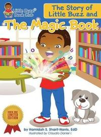 The Story of Little Buzz and the Magic Book by Hamidah S Sharif-Harris image