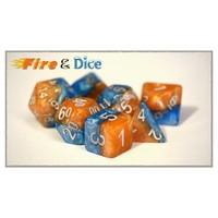 Gate Keeper Games: D7 Halfsies - Fire & Dice