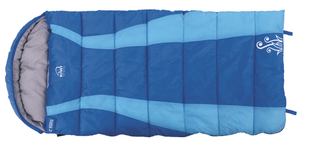 Kiwi Camping Koru Kids Sleeping Bag *5 Degree*
