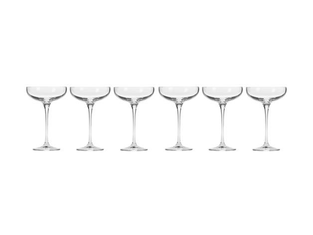 Krosno: Harmony Champagne Coupe Set of 6 (240ml)