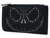 Loungefly: Nightmare Before Christmas - Jack Face Bi-Fold Wallet