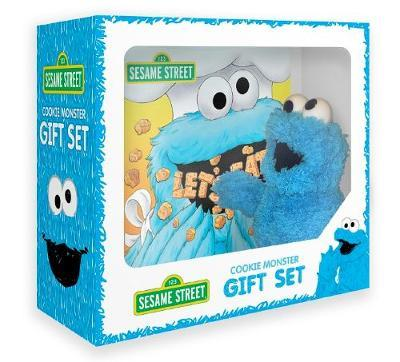 Sesame Street: Cookie Monster Book & Plush