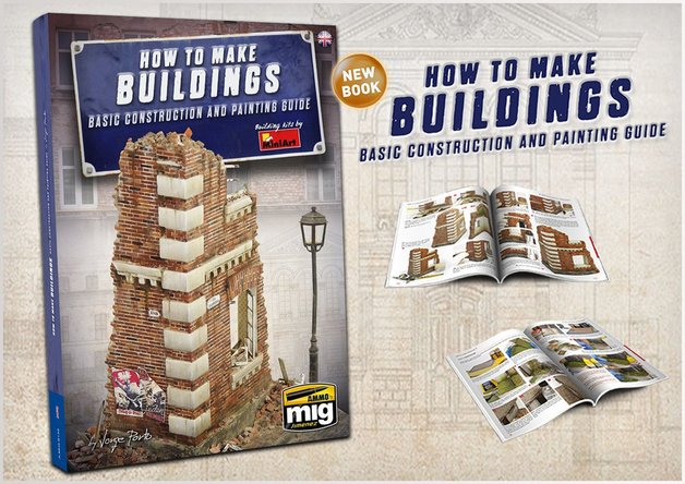 How to Make Buildings: Basic Construction & Painting Guide