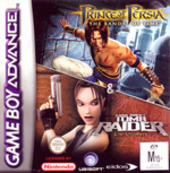 Prince of Persia SOT + Lara Croft Double Pack for Game Boy Advance