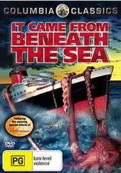 It Came From Beneath The Sea on DVD