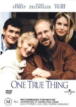 One True Thing on DVD
