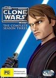 Star Wars: The Clone Wars - The Complete Season Three DVD