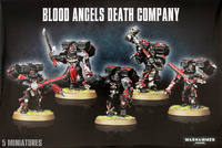 Warhammer 40,000 Blood Angels Death Company