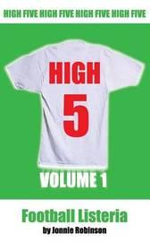 High 5 by Jonnie Robinson image