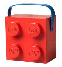 LEGO Lunch Box - Red