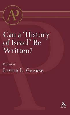 Can a History of Israel be Written? image