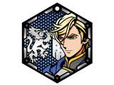 Gundam Character Stands Plate: McGillis Fareed