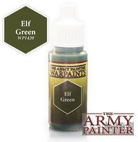 Elf Green Warpaint