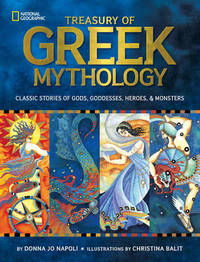 Treasury of Greek Mythology by Donna Jo Napoli image
