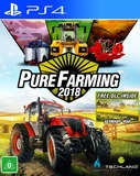 Pure Farming 2018 for PS4