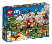 LEGO City - People Pack Outdoor Adventures (60202)