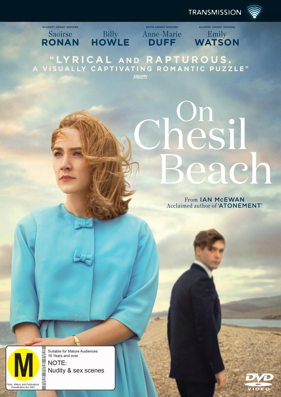 On Chesil Beach on DVD image