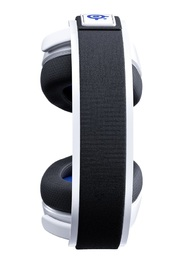 SteelSeries Arctis 7P Wireless Gaming Headset (White) for PC, PS5, PS4