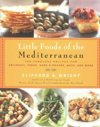 Little Foods of the Mediterranean by Clifford Wright image