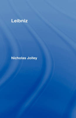 Leibniz by Nicholas Jolley image