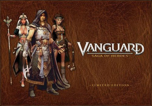 Vanguard: Saga of Heroes Collector's Edition for PC Games