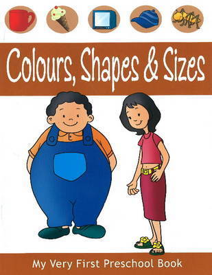 Colours, Shapes & Sizes - Flash Cards by Pegasus
