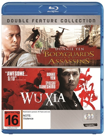 Wu Xia / Bodyguards And Assassins Double Pack on