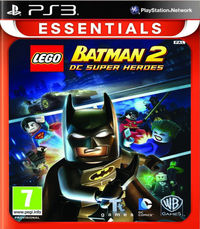 LEGO Batman 2: DC Super Heroes (PS3 Essentials) for PS3