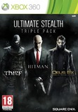 Ultimate Stealth Triple Pack for Xbox 360