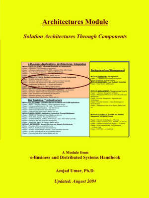 E-Business and Distributed Systems Handbook by Amjad Umar image