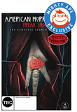 American Horror Story: Season 4 (Mighty Ape Exclusive) DVD
