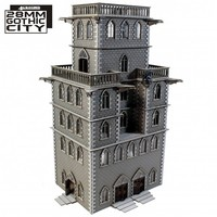 Gothic City Northpoint Tower