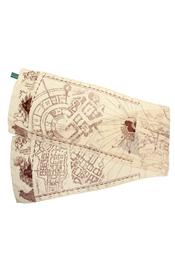 Harry Potter - Marauder's Map Lightweight Scarf