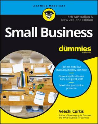 Small business for dummies australia & new zealand: veechi.