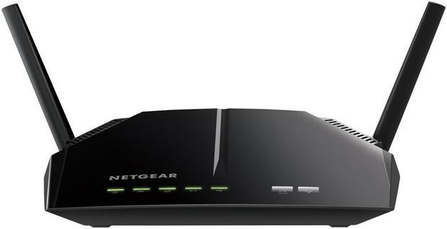 Netgear: Nighthawk AC2300 - Smart WiFi Router | at Mighty