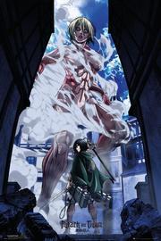 Attack On Titan Poster - Attack On Titan 2 (512)