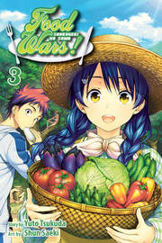 Food Wars!, Vol. 3 by Yuto Tsukuda