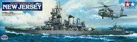 Tamiya 1/350 US Battleship BB-62 New Jersey - Model Kit image