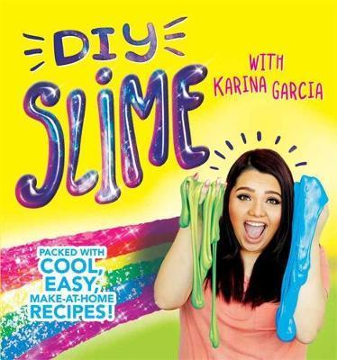 Diy slime karina garcia book on sale now at mighty ape nz diy slime by karina garcia image ccuart Gallery