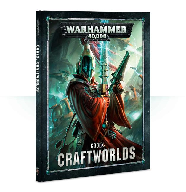 Warhammer 40,000 Codex: Craftworlds