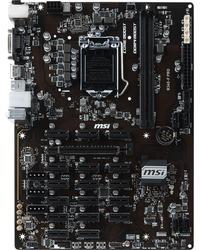 MSI B360-F PRO ATX Motherboard