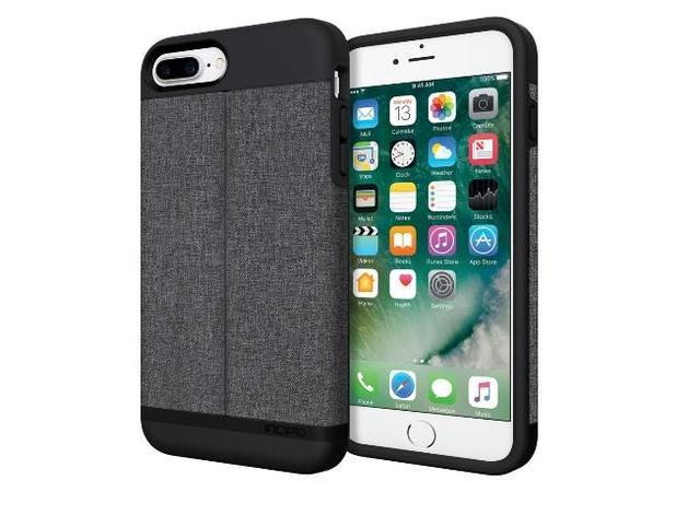 Incipio Esquire Wallet iPhone 7 Plus - Dark Gray